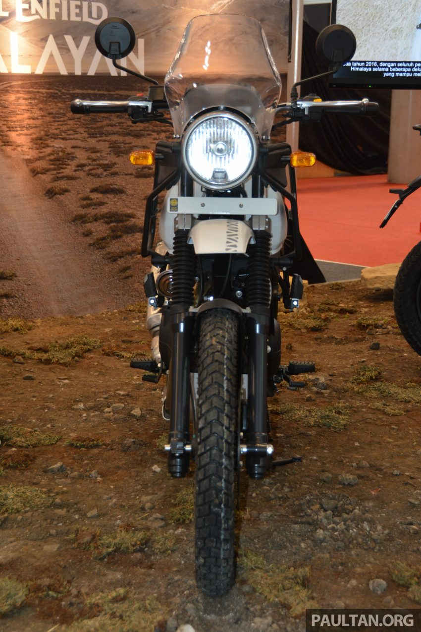 GIIAS 2016: Royal Enfield Himalayan – first look at Enfield's new dual-purpose with new L410 engine Image #533844