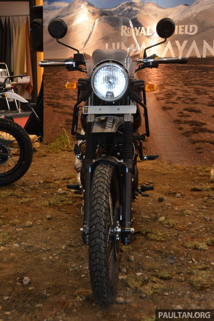 GIIAS 2016: Royal Enfield Himalayan – first look at Enfield's new dual-purpose with new L410 engine Image #533812