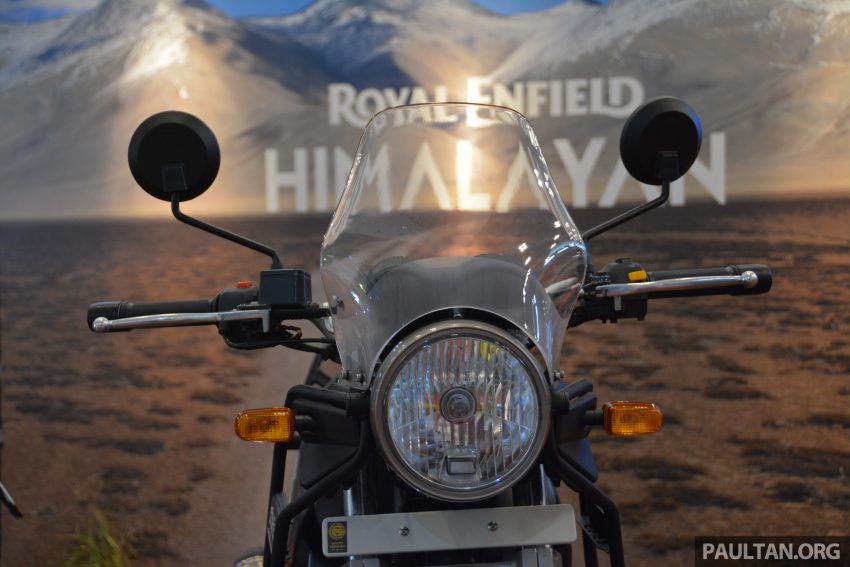 GIIAS 2016: Royal Enfield Himalayan – first look at Enfield's new dual-purpose with new L410 engine Image #533864
