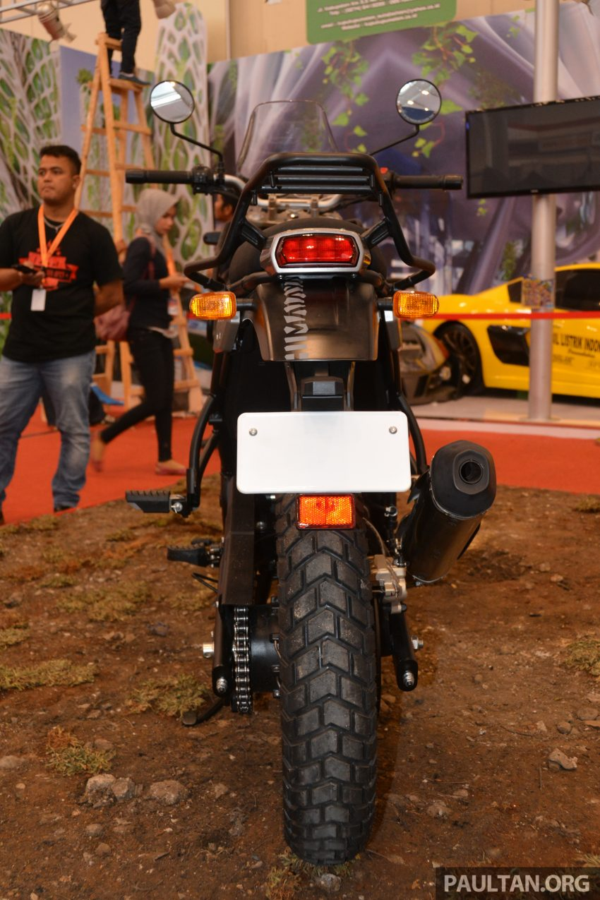 GIIAS 2016: Royal Enfield Himalayan – first look at Enfield's new dual-purpose with new L410 engine Image #533816