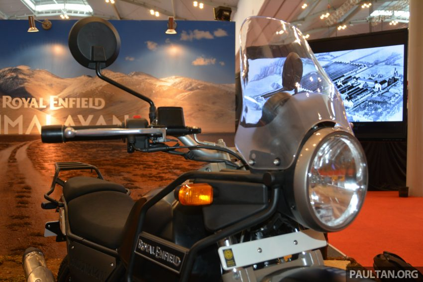 GIIAS 2016: Royal Enfield Himalayan – first look at Enfield's new dual-purpose with new L410 engine Image #533817