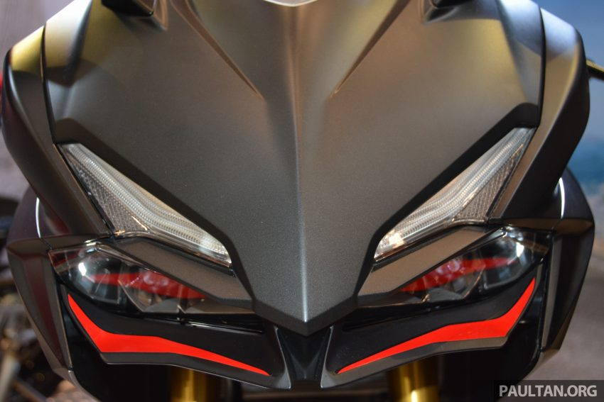 GIIAS 2016: Honda CBR250RR – the new 250 cc sports Image #533033