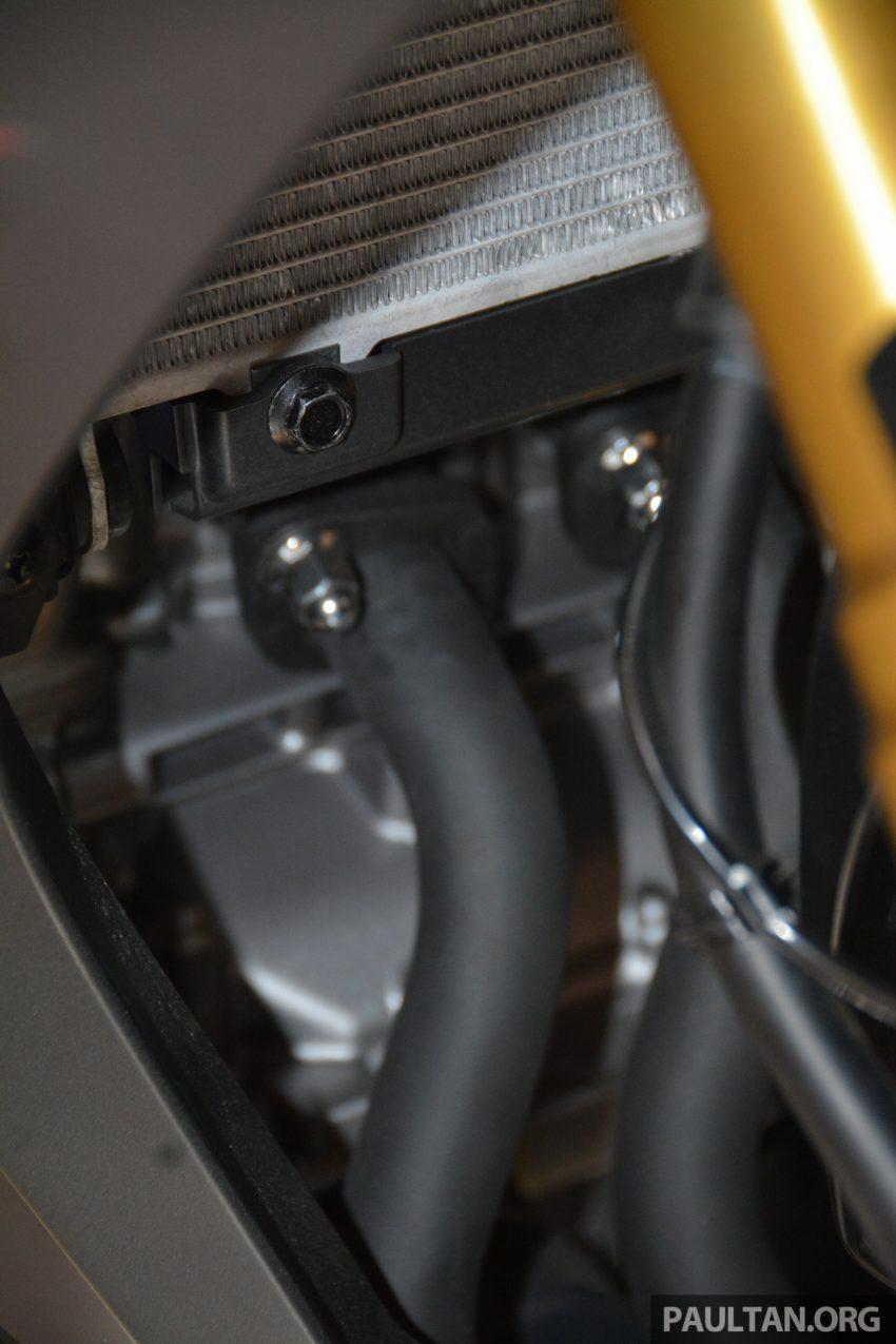 GIIAS 2016: Honda CBR250RR – the new 250 cc sports Image #533038