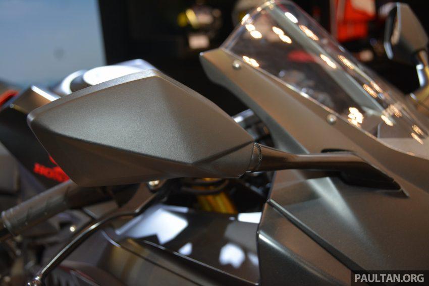 GIIAS 2016: Honda CBR250RR – the new 250 cc sports Image #533039