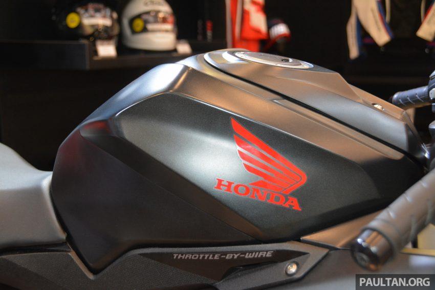 GIIAS 2016: Honda CBR250RR – the new 250 cc sports Image #533040