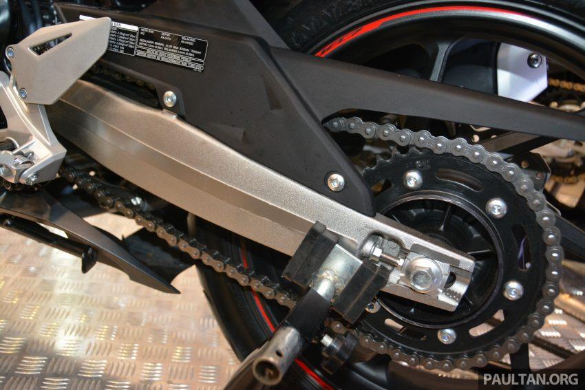 GIIAS 2016: Honda CBR250RR – the new 250 cc sports Image #533055