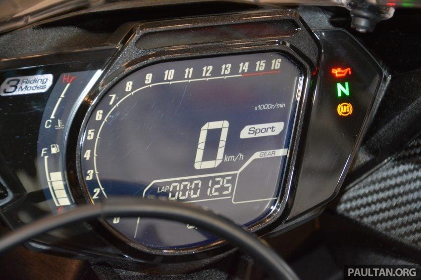 GIIAS 2016: Honda CBR250RR – the new 250 cc sports Image #533057