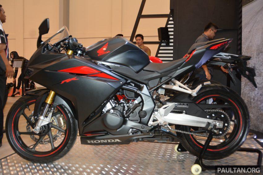 GIIAS 2016: Honda CBR250RR – the new 250 cc sports Image #533020