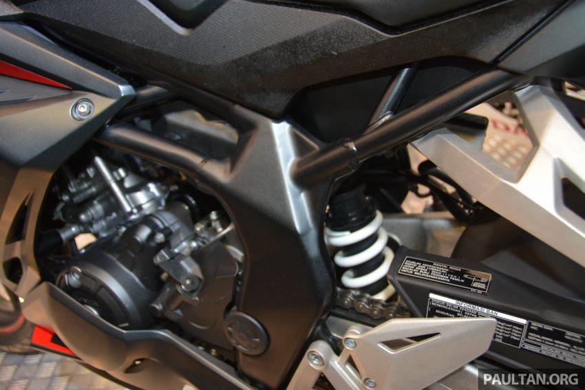 GIIAS 2016: Honda CBR250RR – the new 250 cc sports Image #533059