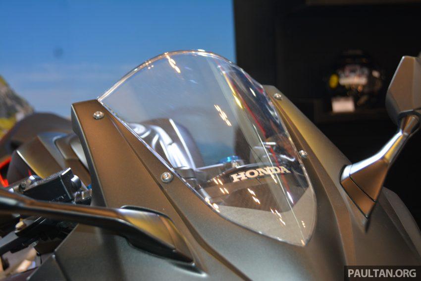 GIIAS 2016: Honda CBR250RR – the new 250 cc sports Image #533063