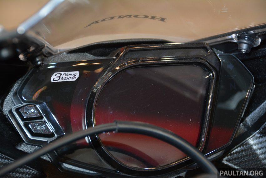 GIIAS 2016: Honda CBR250RR – the new 250 cc sports Image #533023