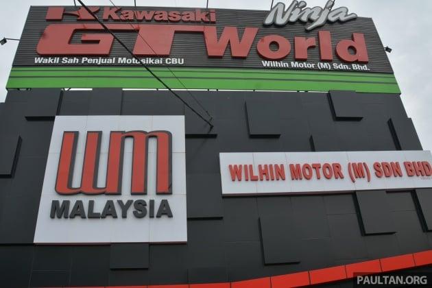 2016 Kawasaki GT World Ninja Wilhin Motor -2