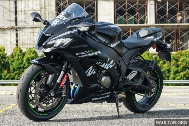 Review 2016 Kawasaki Ninja Zx 10r Road Or Race