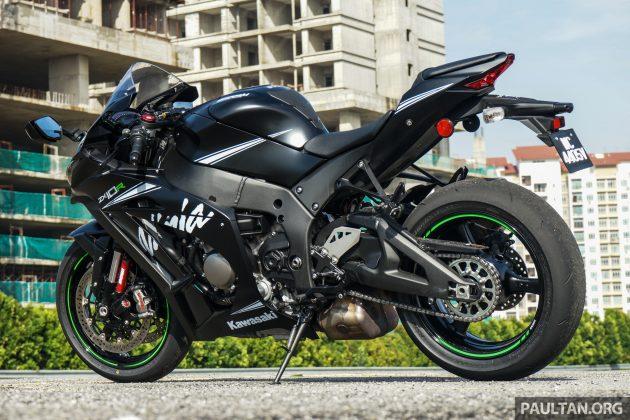 2016 Kawasaki Ninja ZX-10R 5