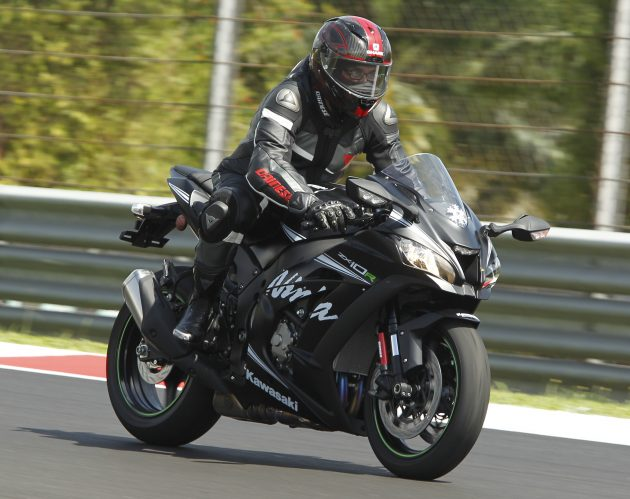 2016 Kawasaki ZX-10R Sepang test - 7