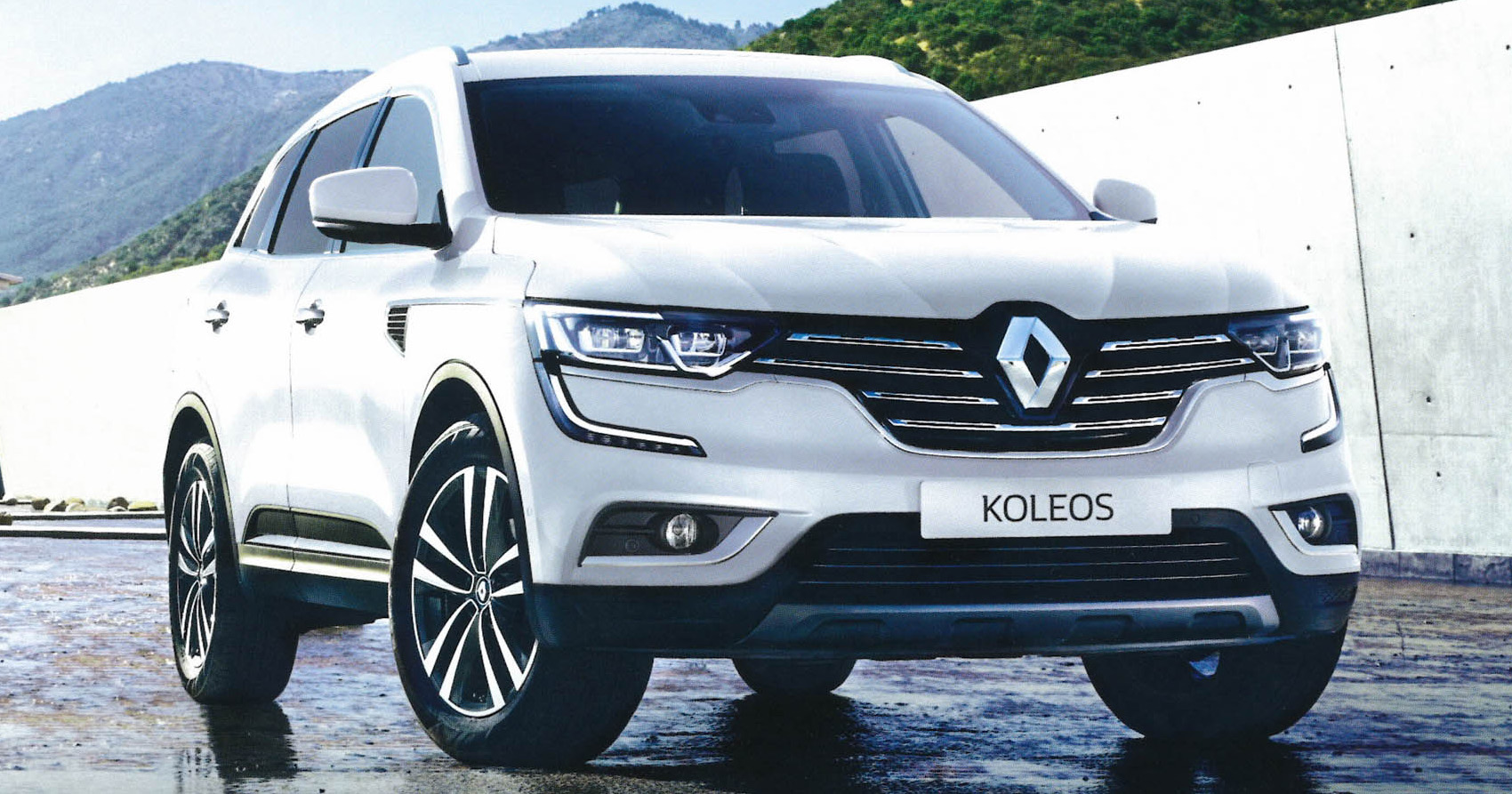 2016 renault koleos malaysian brochure revealed. Black Bedroom Furniture Sets. Home Design Ideas