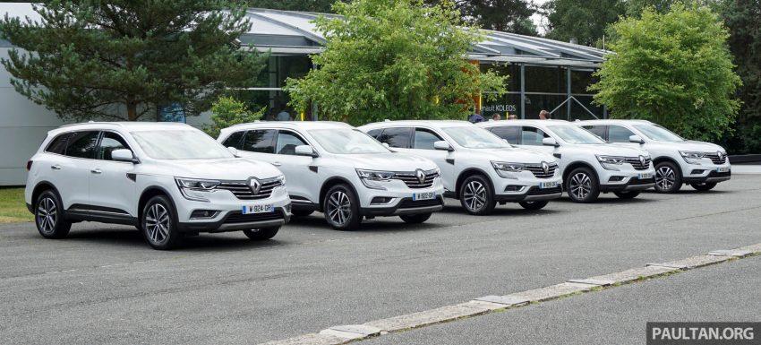 DRIVEN: 2016 Renault Koleos sampled in France – potential alternative to the Honda CR-V, Mazda CX-5? Image #536157