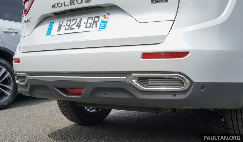 DRIVEN: 2016 Renault Koleos sampled in France – potential alternative to the Honda CR-V, Mazda CX-5? Image #536177