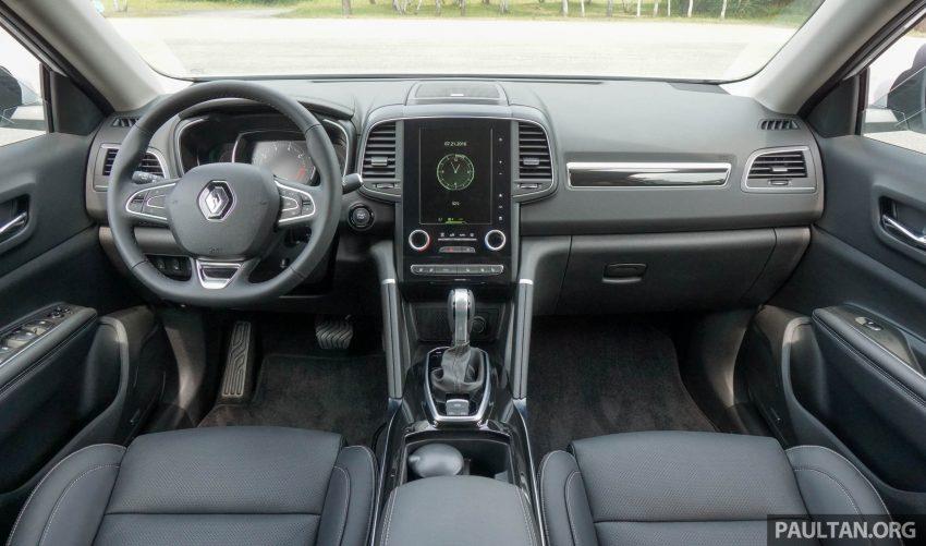 DRIVEN: 2016 Renault Koleos sampled in France – potential alternative to the Honda CR-V, Mazda CX-5? Image #536186
