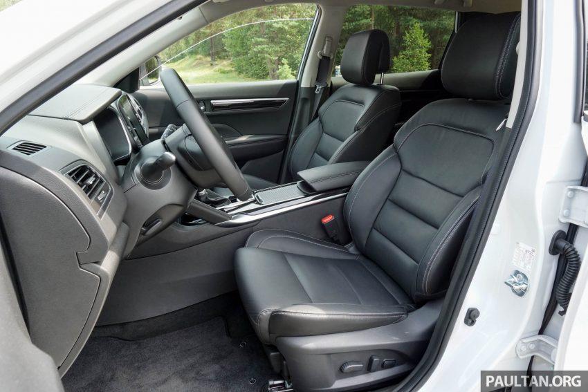 DRIVEN: 2016 Renault Koleos sampled in France – potential alternative to the Honda CR-V, Mazda CX-5? Image #536188
