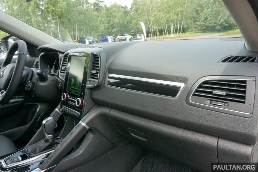 DRIVEN: 2016 Renault Koleos sampled in France – potential alternative to the Honda CR-V, Mazda CX-5? Image #536190