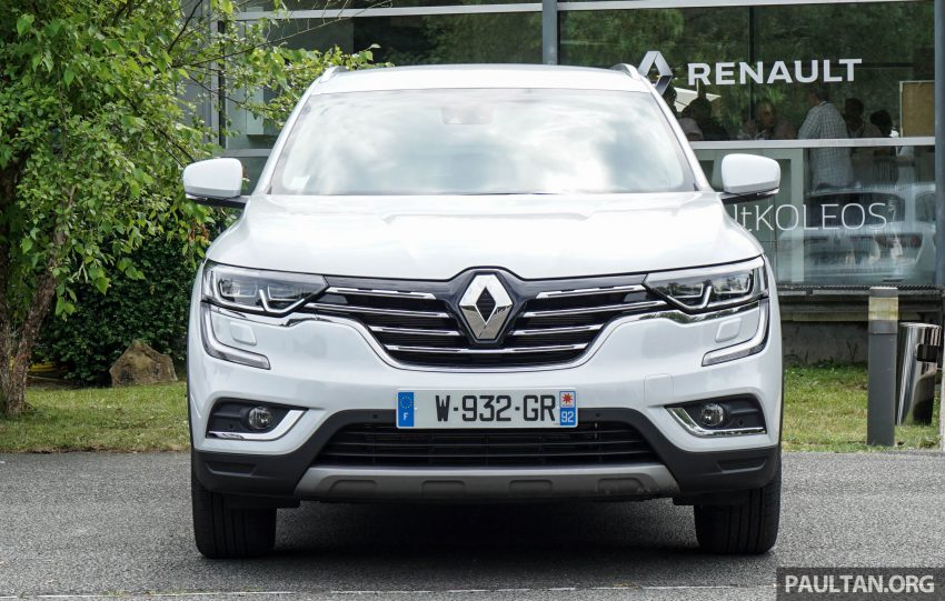 DRIVEN: 2016 Renault Koleos sampled in France – potential alternative to the Honda CR-V, Mazda CX-5? Image #536162