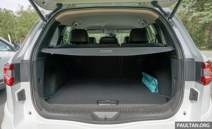 DRIVEN: 2016 Renault Koleos sampled in France – potential alternative to the Honda CR-V, Mazda CX-5? Image #536232