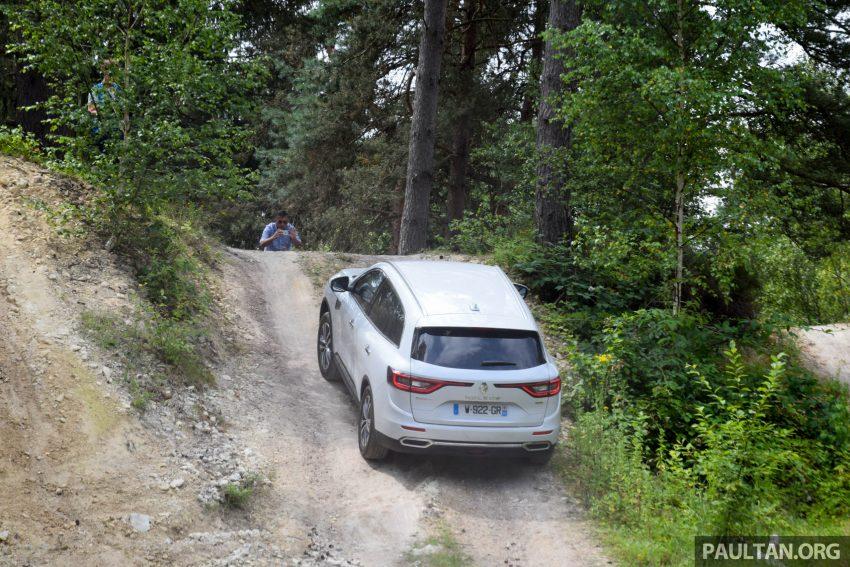 DRIVEN: 2016 Renault Koleos sampled in France – potential alternative to the Honda CR-V, Mazda CX-5? Image #536236