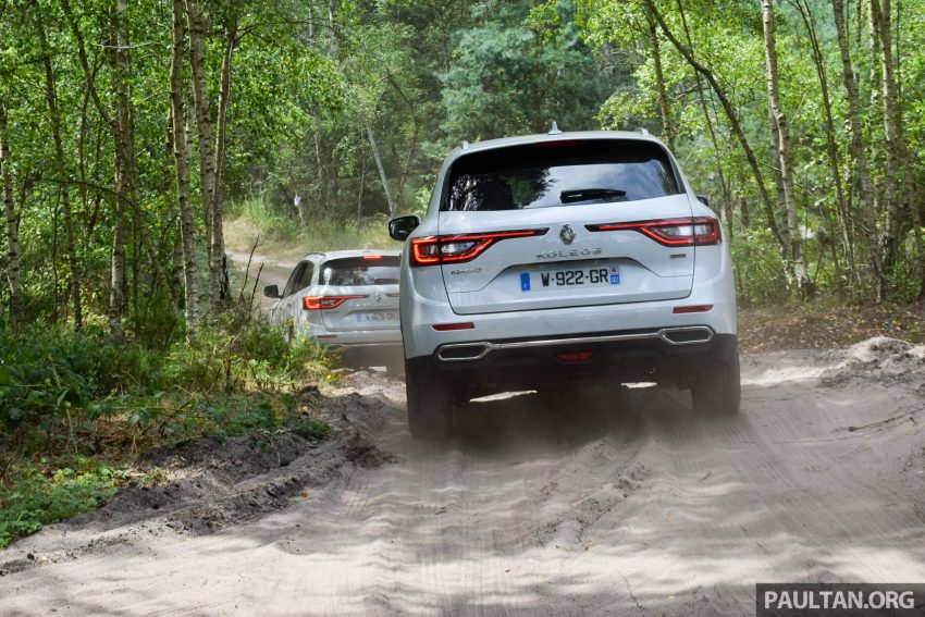 DRIVEN: 2016 Renault Koleos sampled in France – potential alternative to the Honda CR-V, Mazda CX-5? Image #536238