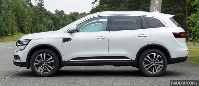 DRIVEN: 2016 Renault Koleos sampled in France – potential alternative to the Honda CR-V, Mazda CX-5? Image #536164