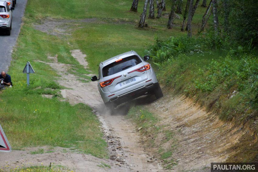 DRIVEN: 2016 Renault Koleos sampled in France – potential alternative to the Honda CR-V, Mazda CX-5? Image #536240