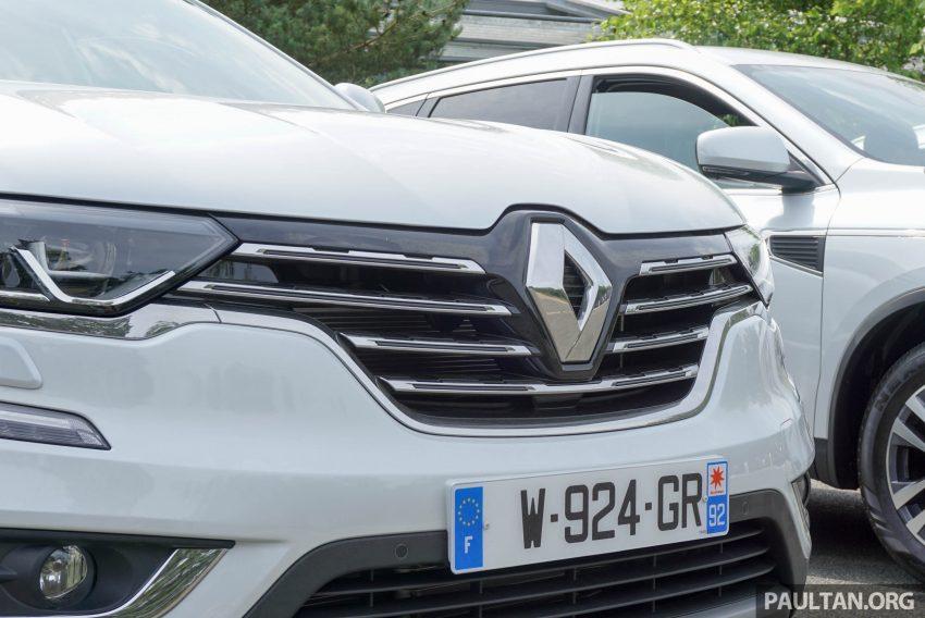DRIVEN: 2016 Renault Koleos sampled in France – potential alternative to the Honda CR-V, Mazda CX-5? Image #536165