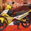 2016 SYM Sport Rider 125i -14