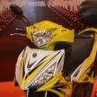2016 SYM Sport Rider 125i -15