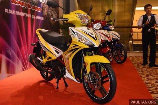 2016 SYM Sport Rider 125i -17