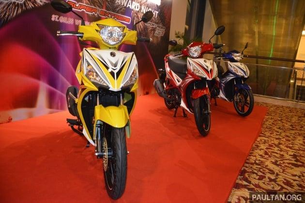 2016 SYM Sport Rider 125i -20