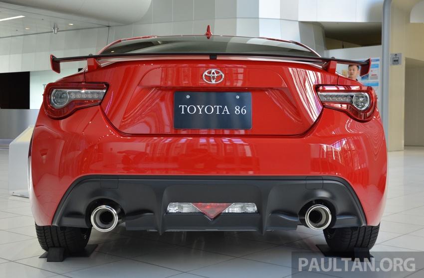 GALLERY: 2016 Toyota 86 facelift – JDM at the <em>kaikan</em> Image #542119