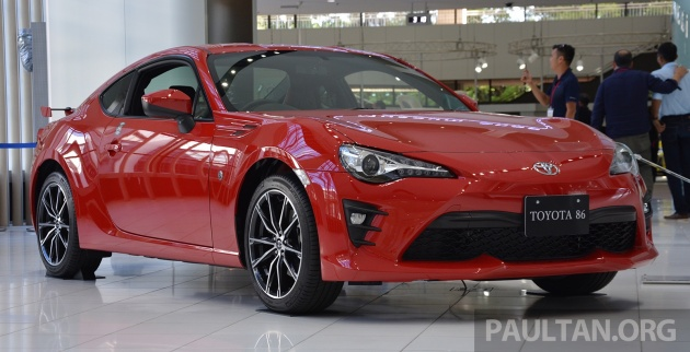 2016 Toyota 86 Facelift Japan 26