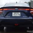 2016 Toyota Mirai Japan 3