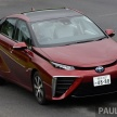 2016 Toyota Mirai Japan 4