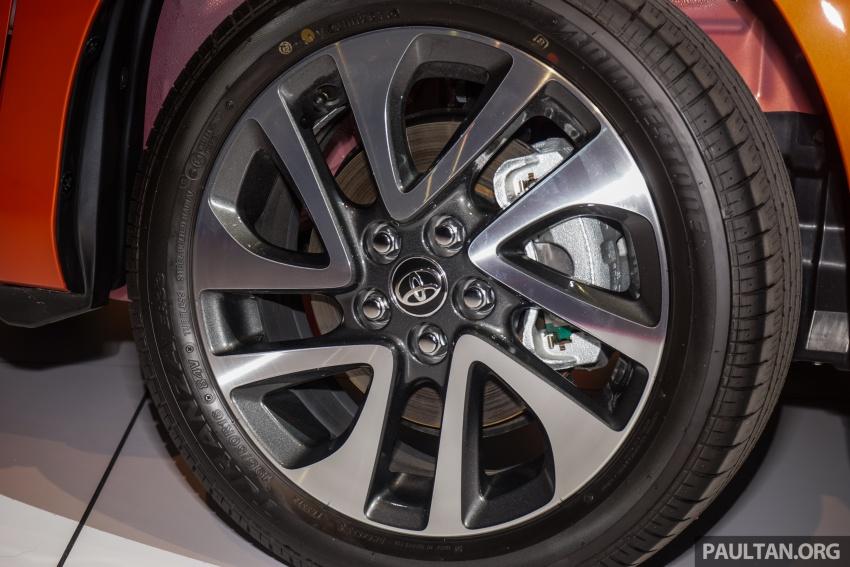 Toyota Sienta dilancarkan di Malaysia – dua varian dengan enjin 1.5L Dual VVT-i, harga bermula RM93k Image #536926