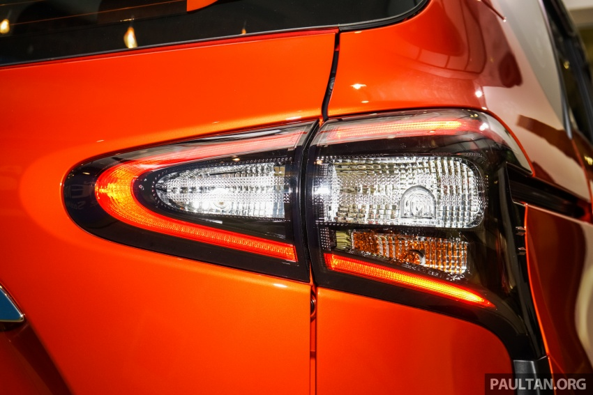 Toyota Sienta dilancarkan di Malaysia – dua varian dengan enjin 1.5L Dual VVT-i, harga bermula RM93k Image #536937