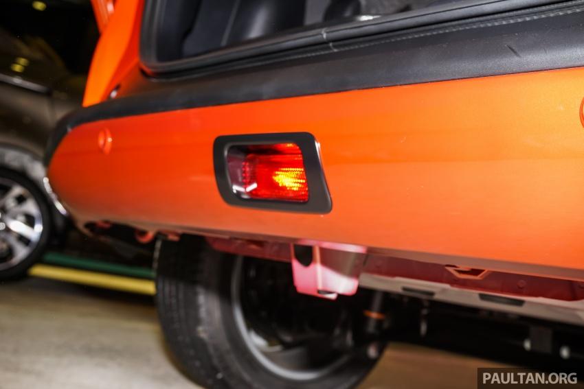 Toyota Sienta dilancarkan di Malaysia – dua varian dengan enjin 1.5L Dual VVT-i, harga bermula RM93k Image #536939