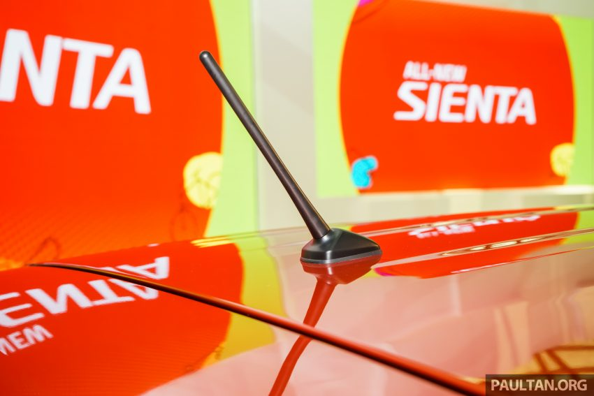 Toyota Sienta MPV launched in Malaysia, fr RM93k Image #536591