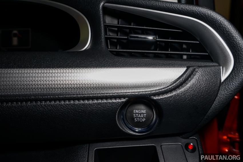 Toyota Sienta dilancarkan di Malaysia – dua varian dengan enjin 1.5L Dual VVT-i, harga bermula RM93k Image #536962