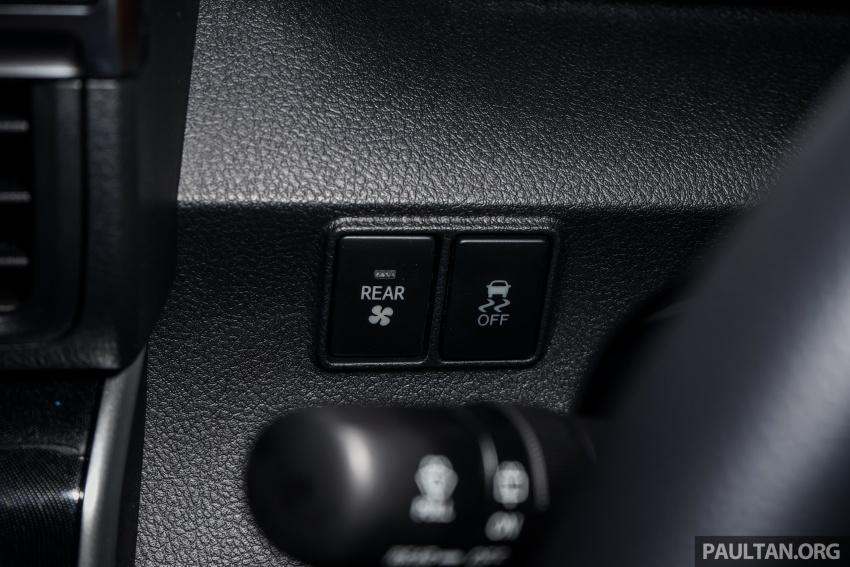 Toyota Sienta dilancarkan di Malaysia – dua varian dengan enjin 1.5L Dual VVT-i, harga bermula RM93k Image #536969