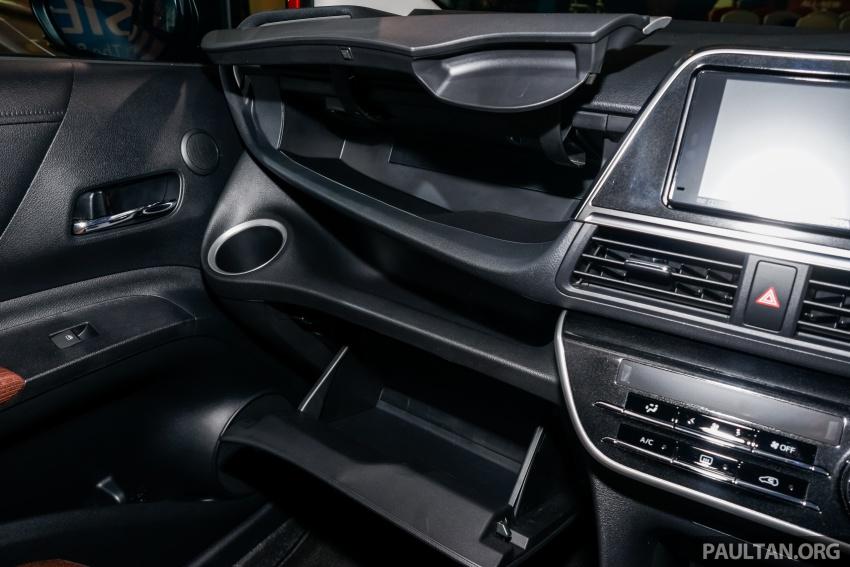 Toyota Sienta dilancarkan di Malaysia – dua varian dengan enjin 1.5L Dual VVT-i, harga bermula RM93k Image #536977