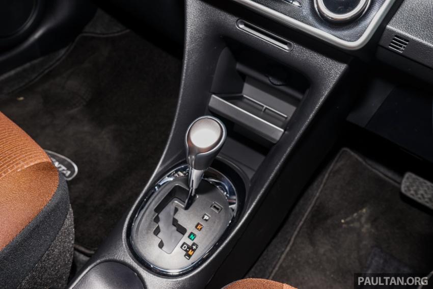 Toyota Sienta dilancarkan di Malaysia – dua varian dengan enjin 1.5L Dual VVT-i, harga bermula RM93k Image #536979