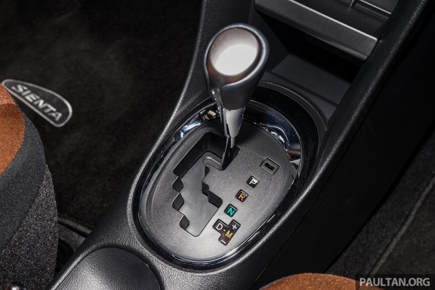 Toyota Sienta dilancarkan di Malaysia – dua varian dengan enjin 1.5L Dual VVT-i, harga bermula RM93k Image #536981