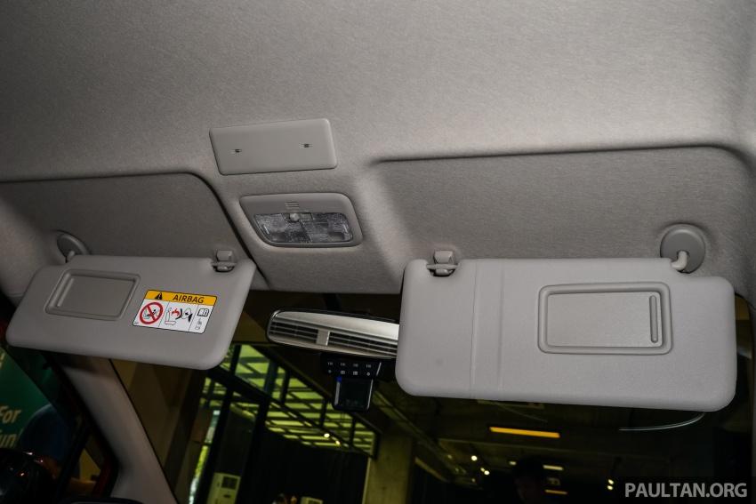 Toyota Sienta dilancarkan di Malaysia – dua varian dengan enjin 1.5L Dual VVT-i, harga bermula RM93k Image #536985